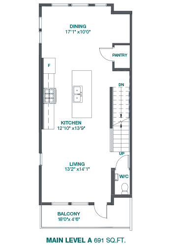 Olivine-Main-Level-A-End-Floorplan