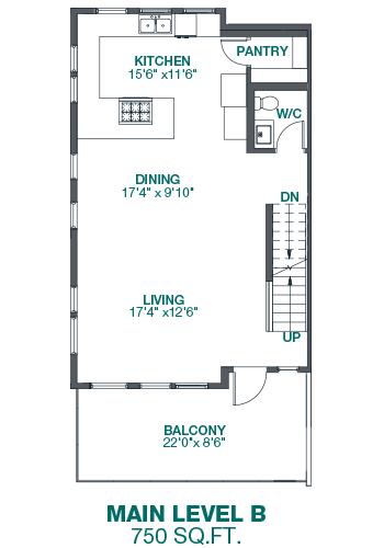 Reseda-End-Main-B-Floorplan