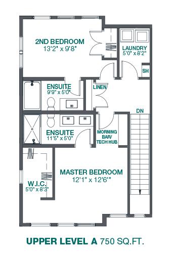 Reseda-End-Upper-A-Floorplan