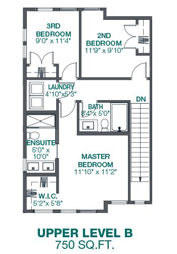 Reseda-End-Upper-B-Floorplan