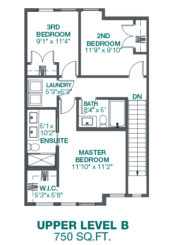 Reseda-Upper-B-Floorplan